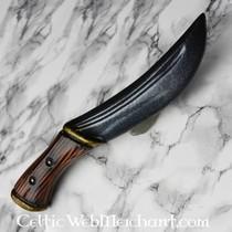 Epic Armoury Couteau de lancer Hunter, LARP arme en mousse