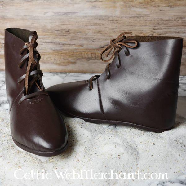 Ulfberth botines medievales con clavos de zapatos