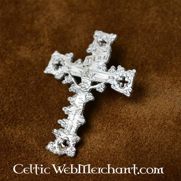 Crucifix badge Boxley