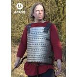 Early armure médiévale à l'échelle