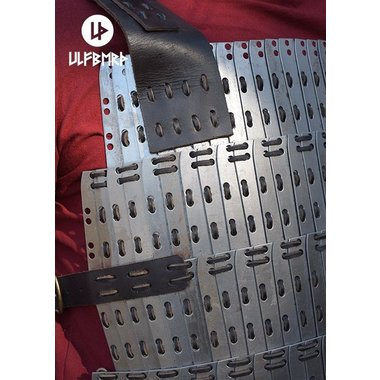 Early medieval scale armour