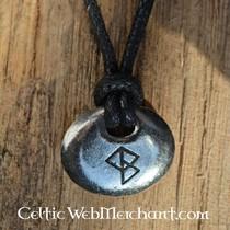Anillo de runas, peltre