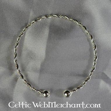 braccialetto intrecciato vichingo