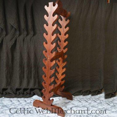 Rtelier vertical pour épée, version luxe