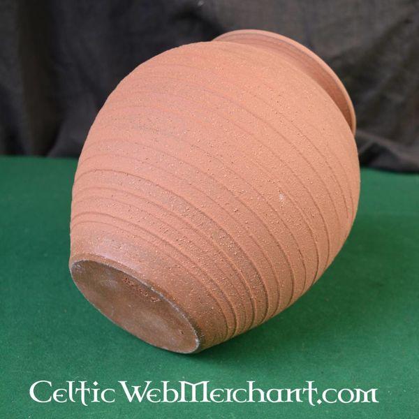 8th century storage pot