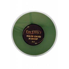 Epic armouries Efecto épica maquillaje verde