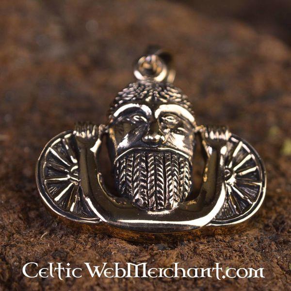 Celtic bijou Taranis