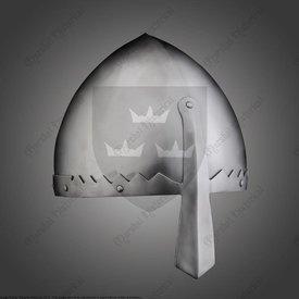 casco medieval nasal 2 mm