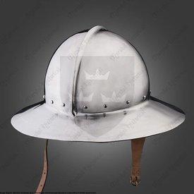 Quattordicesimo-quindicesimo secolo cappello di ferro
