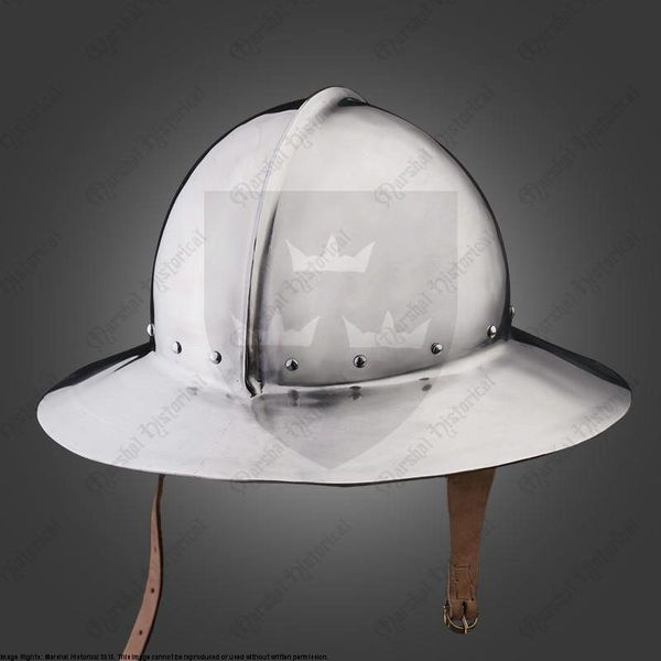 Marshal Historical 14th-15th century kettle hat