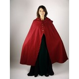 Wool cloak Catelin