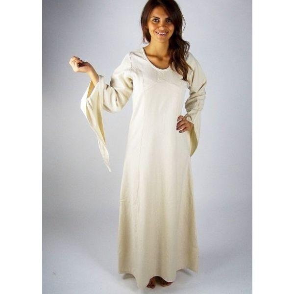 Robe Fand, blanc