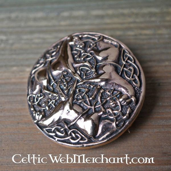 Spilla celtica Epona