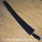 Leather dagger scabbard