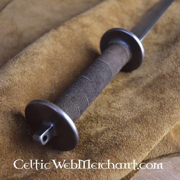 Dague médiévale à rouelles