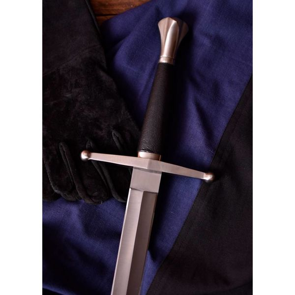 CAS Hanwei 14 århundrede ryttersværd, hånd-og-en-halv sværd