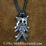 Odin maschera gioiello