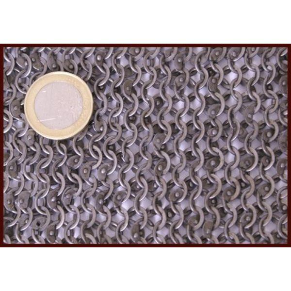 Ulfberth Maliënkolder gemixte ringen 6 mm