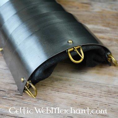 Steel manica