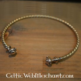 Gallic twisted torc