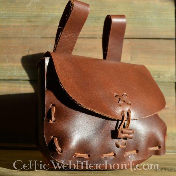 Ulfberth Brown bag, 18 x 14 x 6 cm