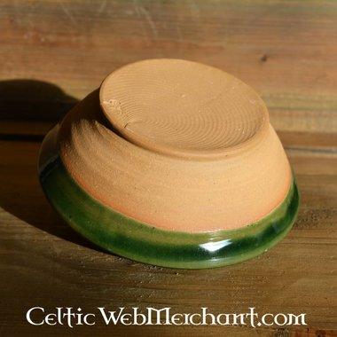 Tazón Medieval (greenware)