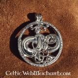 Pendentif Serpent style Midgard, Urness