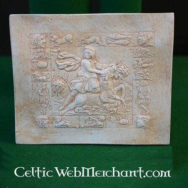 Mithras relief