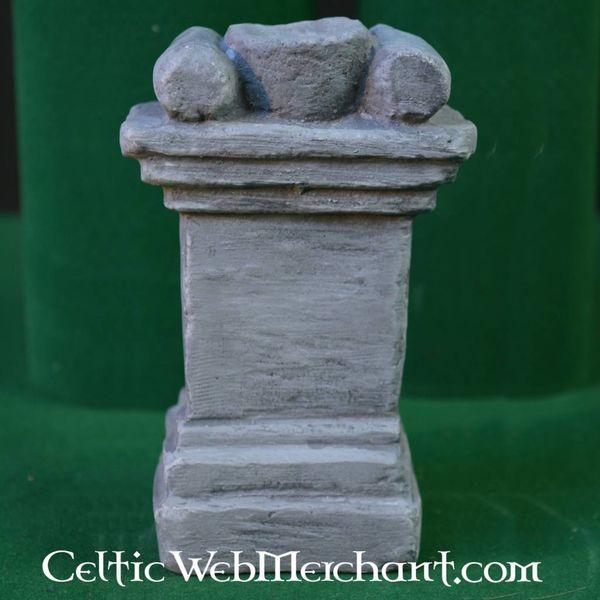 Columna para altar Romano