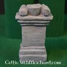 Colonne pour altar romain (autel de maison)