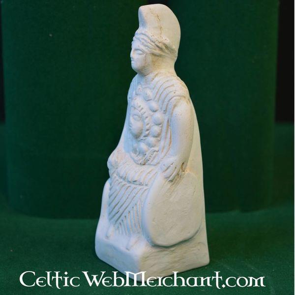 Romeins votiefbeeldje godin Minerva