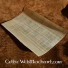 Feuille de papyrus 20x30cm
