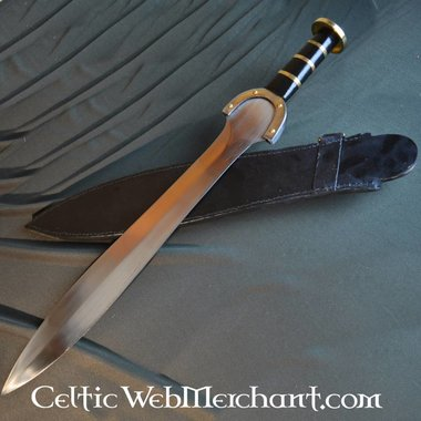 Epée celtique, Hallstatt