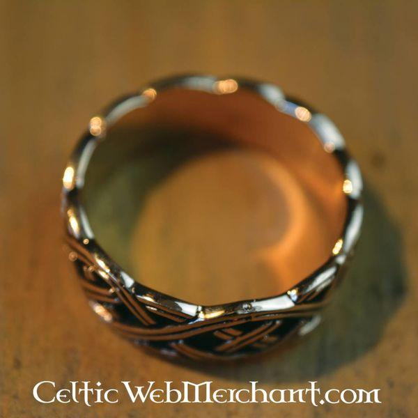 Norseman anillo, bronce