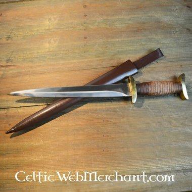 Daga Cruzado siglo 12