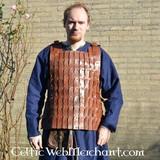 Armure lamellaire, début du Moyen-Age