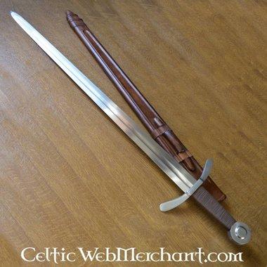 Espada medieval de cruzado