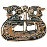 Viking fibula Tjornehoj