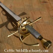 House of Warfare 17th century iron buckle