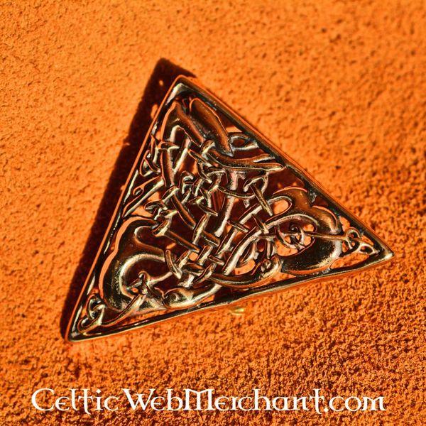 Insulair Keltische broche Book of Kells