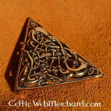 Insulair Celtic brooche Book of Kells