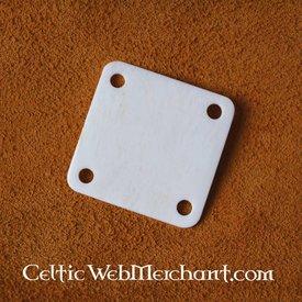 Bone weaving card