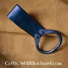 Authentic axe holder for belt