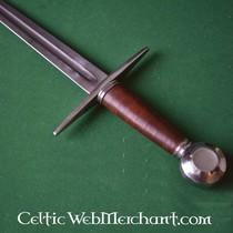 Armour Class espada del caballero del siglo 13 (en la acción)
