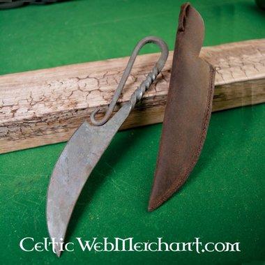 Cuchillo utilitario retorcido