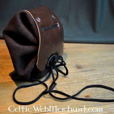 terciopelo bolsa medievales