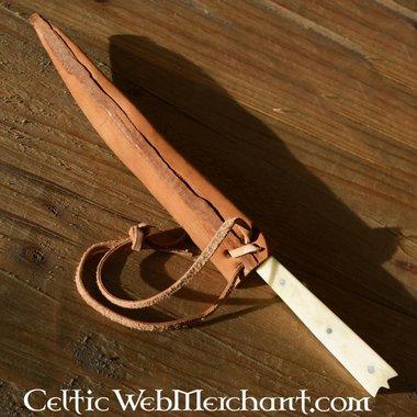 coltello mangiare 15 ° secolo 19 cm