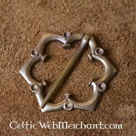 Large Gothic brooch