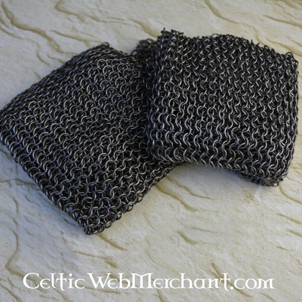 Ulfberth Gonna di cotta di maglia, 8 mm