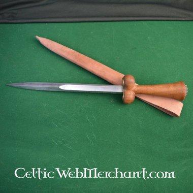 Piercing bollock dagger